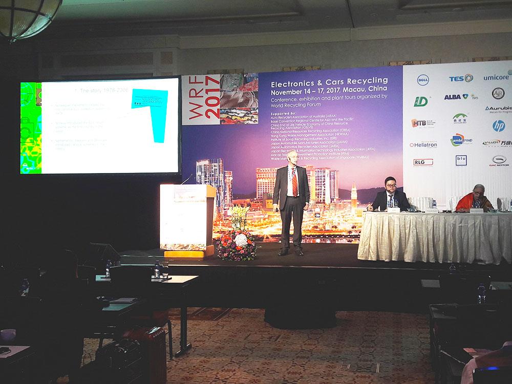 WRF Conference i Macau 2017